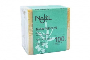 Najel Mydło Aleppo  Pur Olive 100 % oliwy  200g